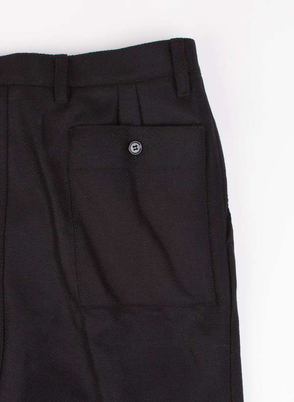 Camo Coppi Trousers Black