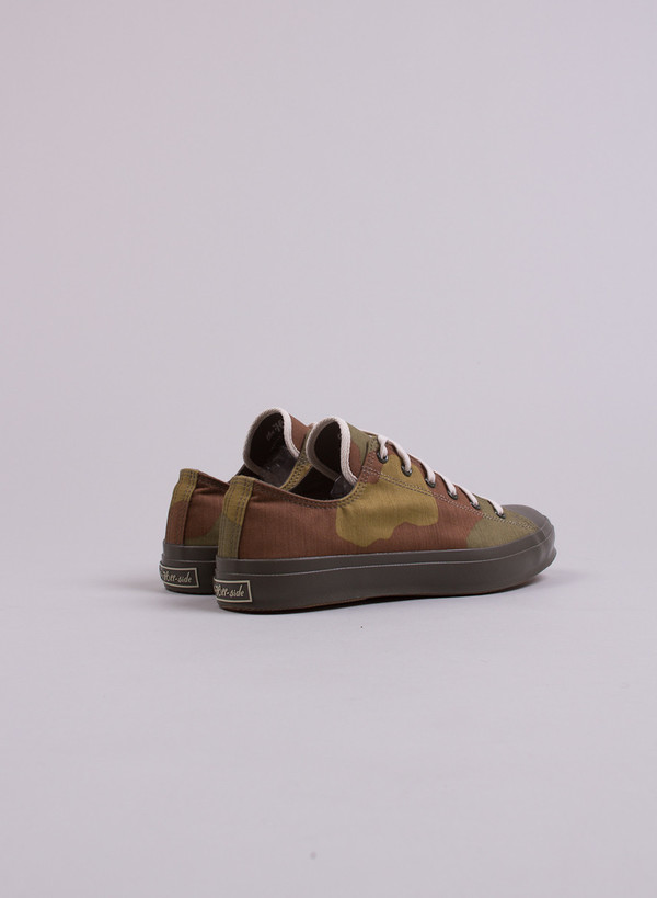 Men's The Hill-Side Italian Camouflage Low Top Sneakers