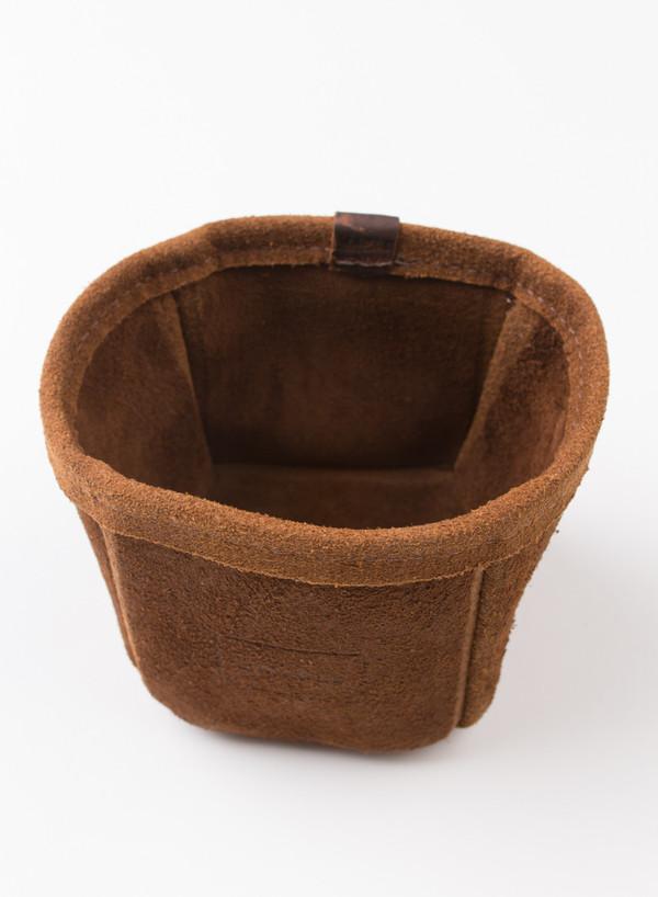 MAPLE Pen Case Tan Leather