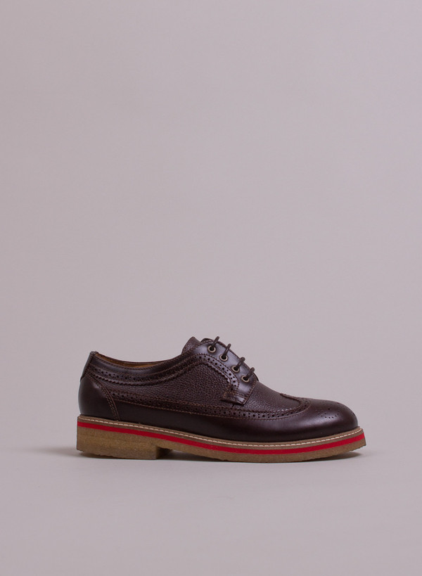 Men's Soulland Rajnai Shoes Brown