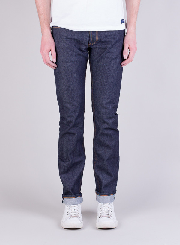 Men's 3Sixteen SL-100X Denim Jeans Indigo