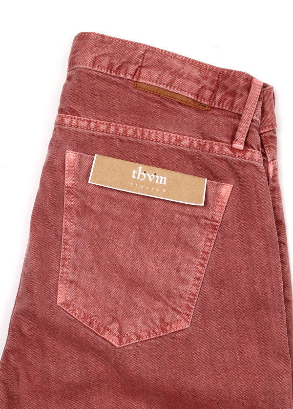 Thvm Atelier Mens Tapered Jean