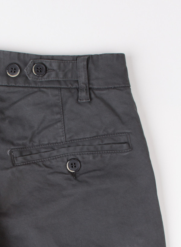 Men's Barena Trousers Rampin Nero