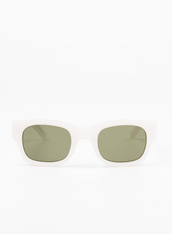 Men's Sun Buddies Type 06 Pearl White