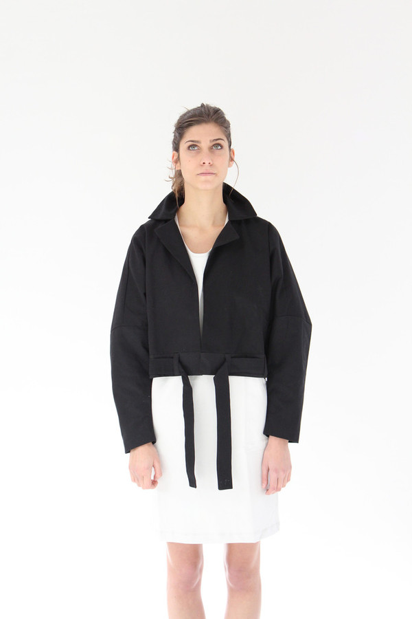 Kowtow Optical Jacket Black
