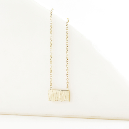 Tara 4779 Fragments Necklace