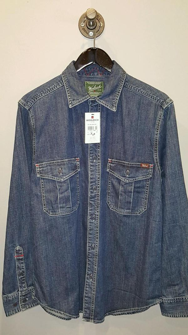 Men's Woolrich - Hemlock Denim Shirt
