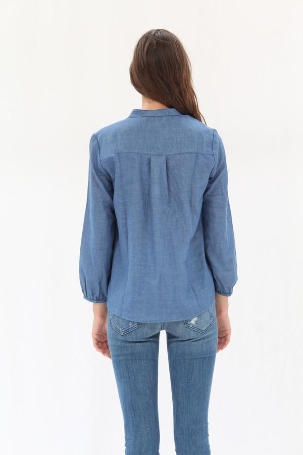 Podolls Pullover Blouse Blue