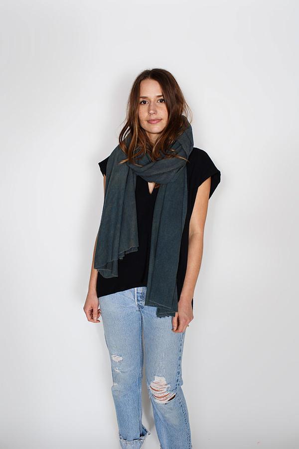Miranda Bennett Coal Raw Silk Textile