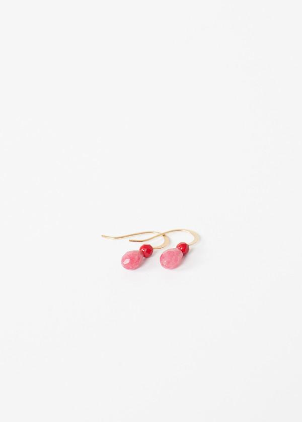 5 Octobre Bi-Goutte Earrings
