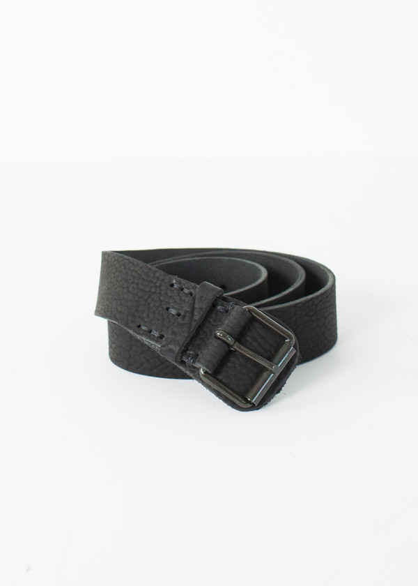 Hannes Roether Bro Textured Belt