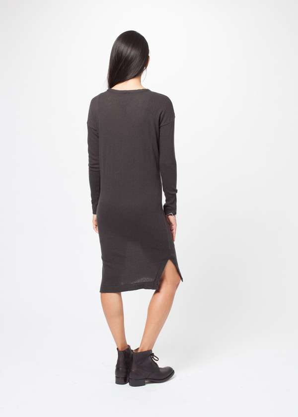 Private 02 04 Knit Cashmere Dress