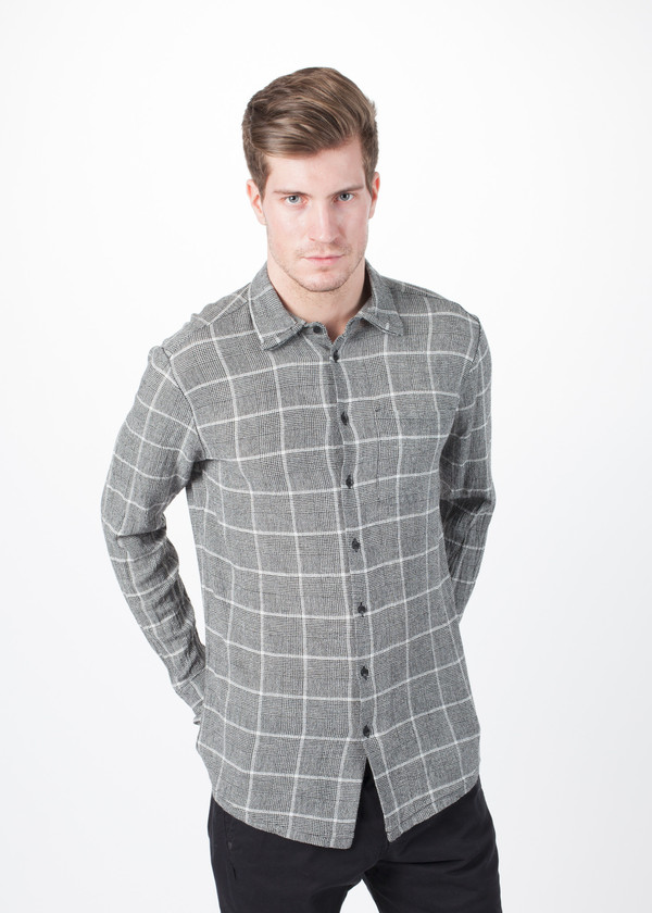 Men's Hannes Roether Koca Button Up