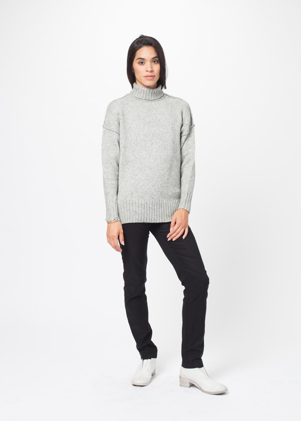 NLST Oversize Turtleneck Sweater