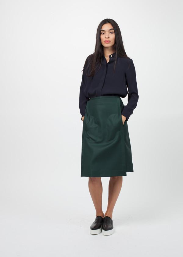 Gianfranco Scotti Pocket Skirt