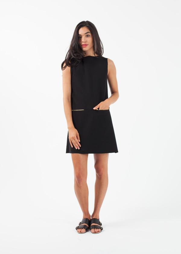 Harvey Faircloth Sleeveless Dress
