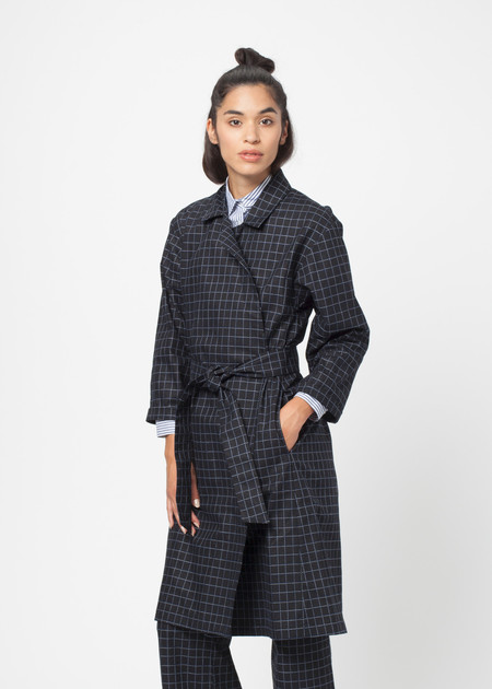 Jesse Kamm Trench Coat