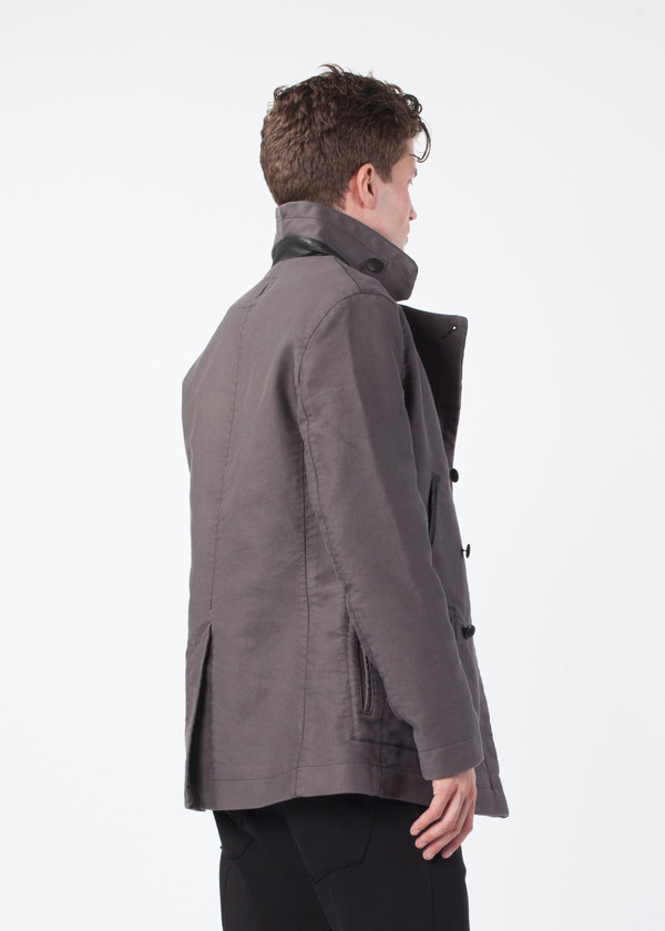 Men's Hannes Roether Zecke Coat