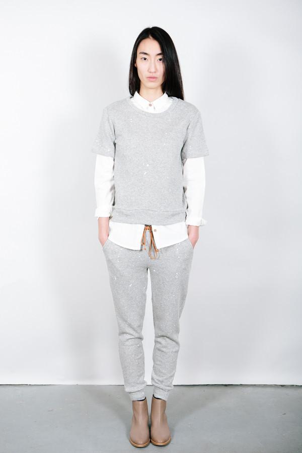 Kain Label Violet Sweatshirt