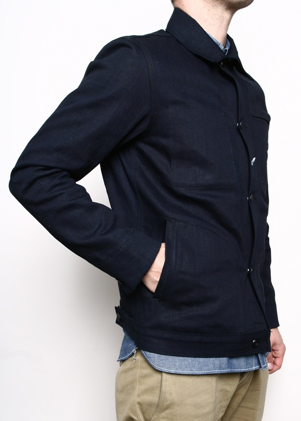 Men's Rogue Territory Supply Jacket Dark Indigo