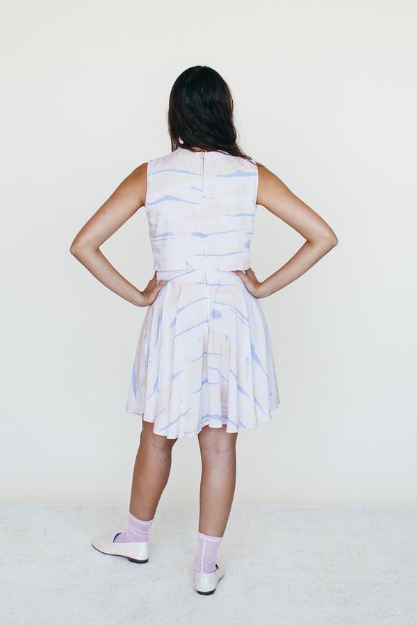 Strata Dress - Landscape