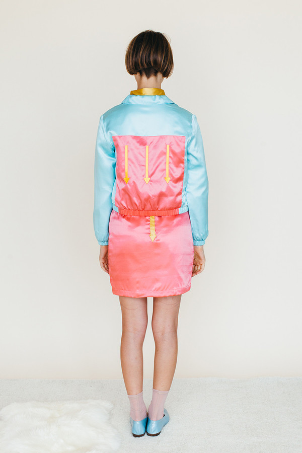 Samantha Pleet Launch Jacket
