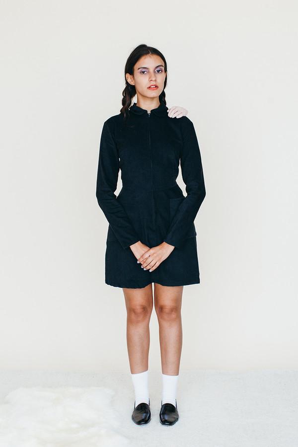 Leap Dress - Black