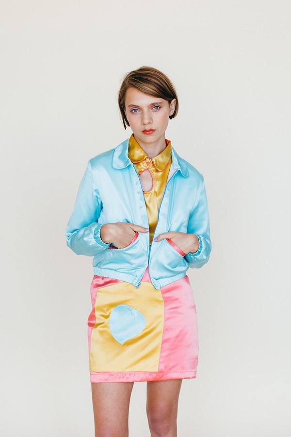 Samantha Pleet Satellite Skirt