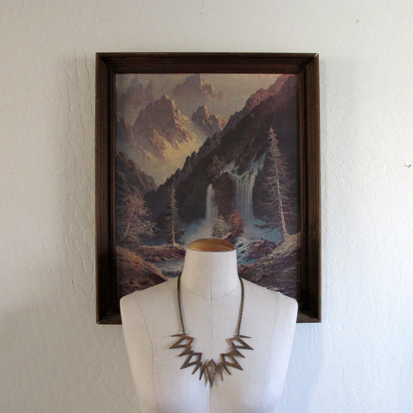 Laurel Hill Tor Necklace