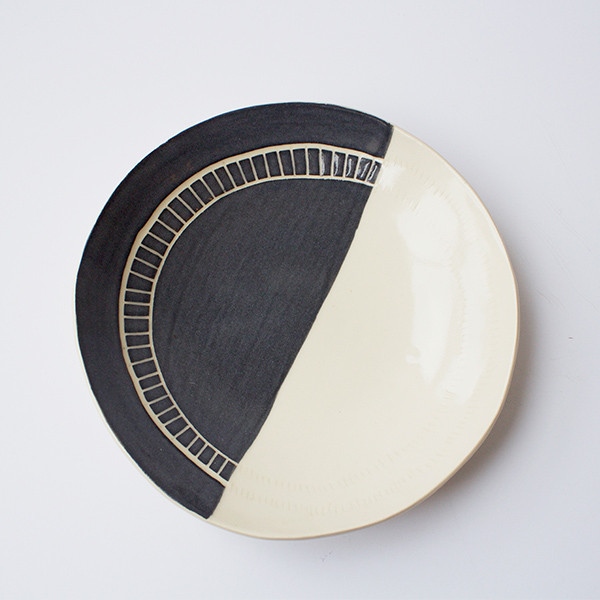 Elaver Moon Plate - Small