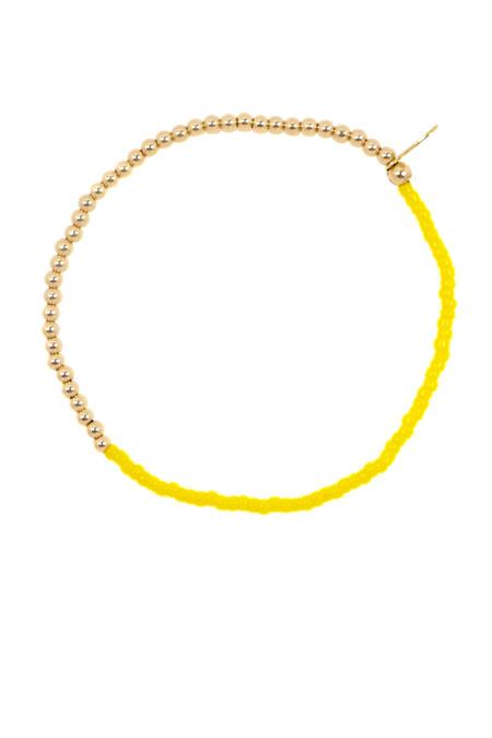 Nektar de Stagni 14K Gold Fill Delicate Bracelet - Yellow