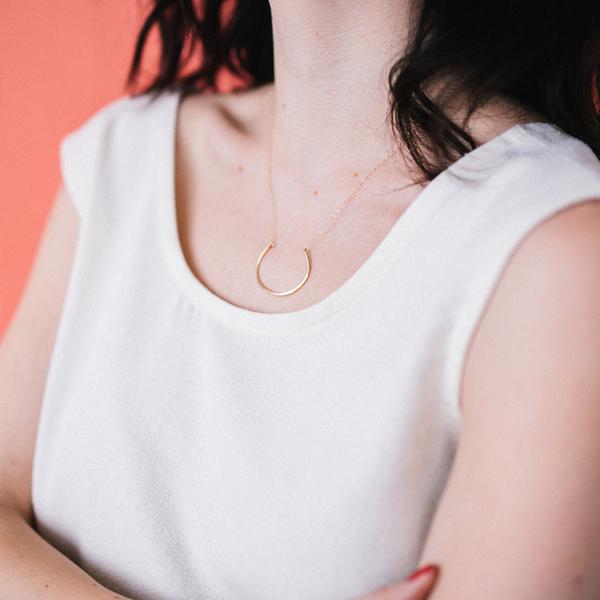 Favor Lock Necklace