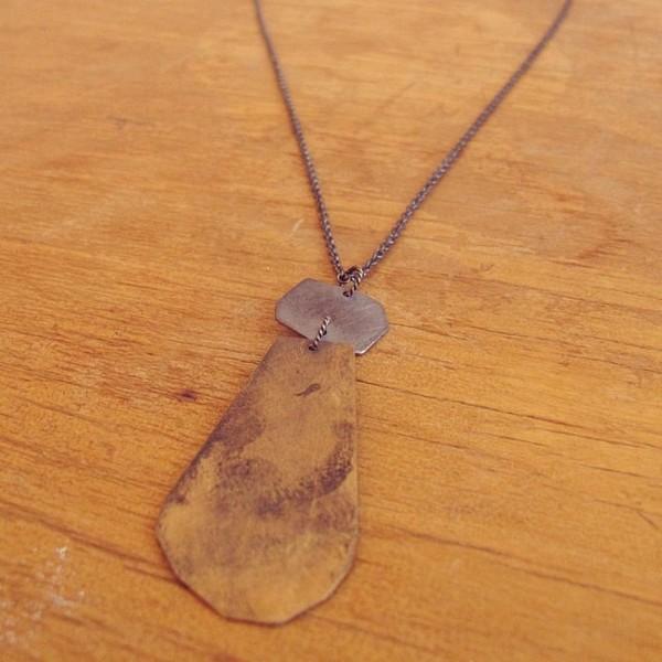 Amy Tavern Sentiment & Prize Necklace
