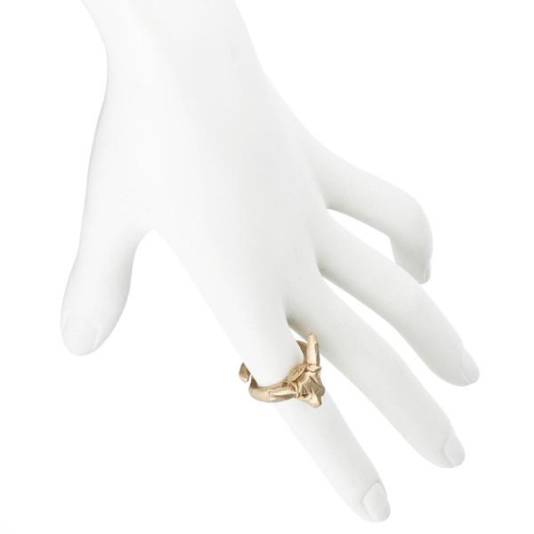 Natalie Frigo Cow Skull Ring