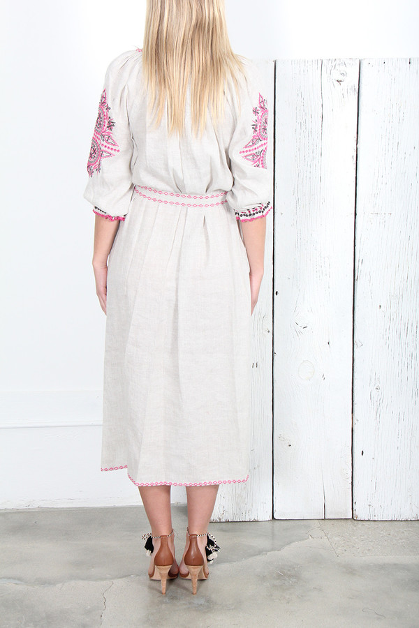 ULLA JOHNSON SOFIA DRESS
