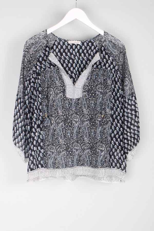 Ulla Johnson Aix Blouse