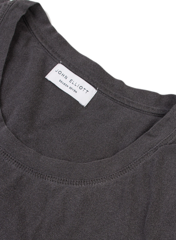 Men's John Elliott Washed Mercer Tee Black