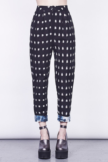 Mary Meyer Ikat Pants