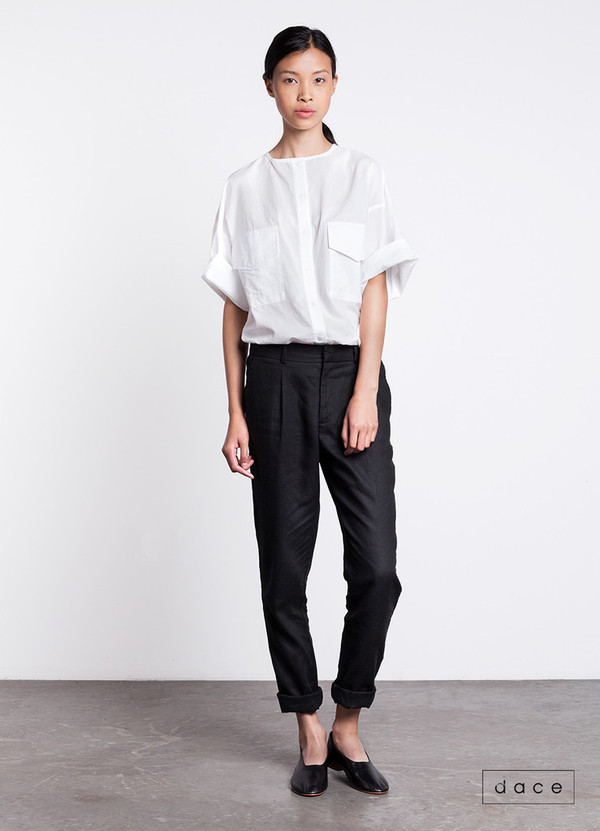 Dace Jackie Button Up