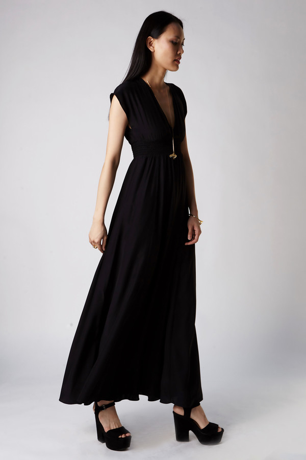 Raquelle. Maxi Party Dress