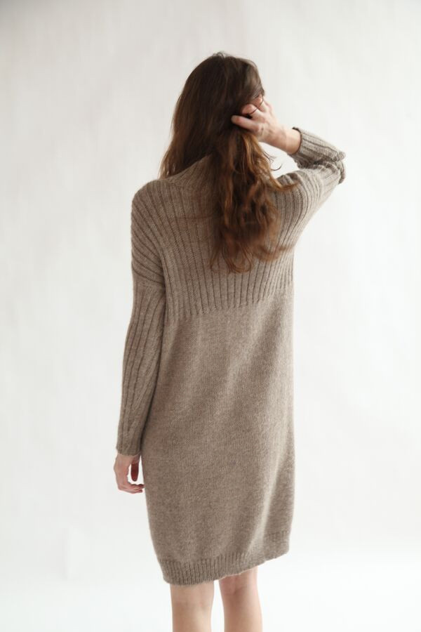Kordal Alpaca Dress