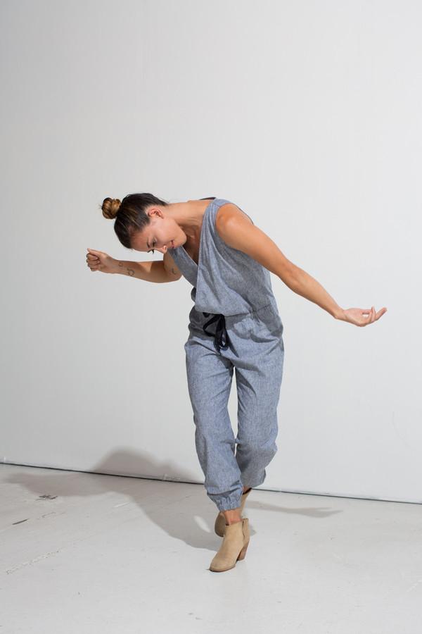 Nahanni Arntzen Cortes jumpsuit- linen