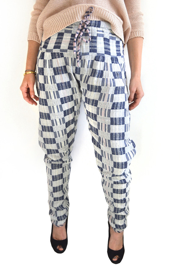 Ace & Jig Bazaar Pant in Kente