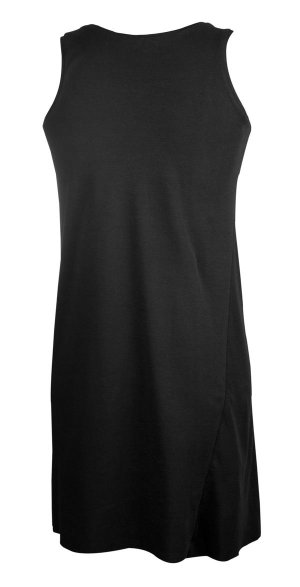 Devlyn van Loon Twist Seam Tank Dress