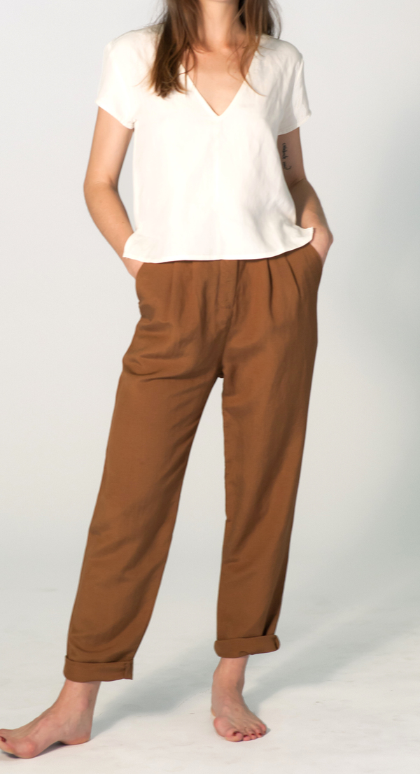 FIRST RITE AMBER TROUSERS