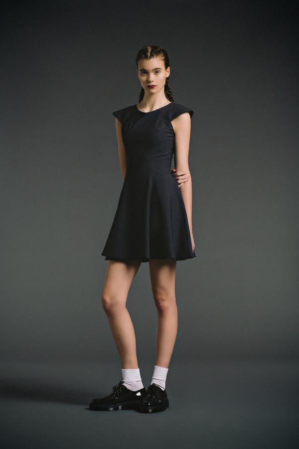 Eliza Faulkner Brooke Mini Dress