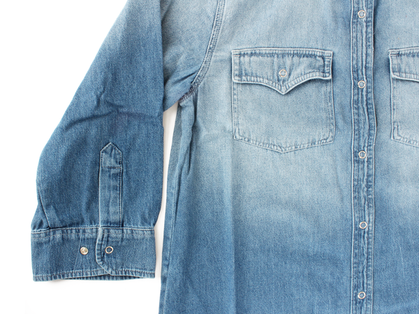 Capulet Denim Shirt Dress