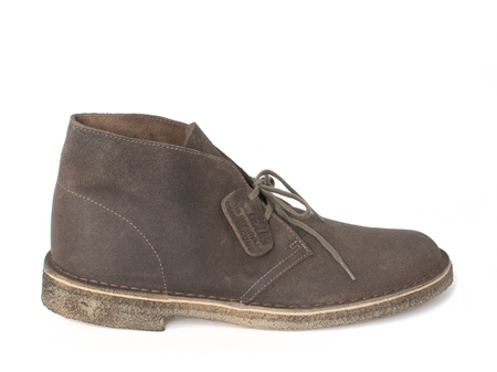 Men's Clarks Desert Boot Suede