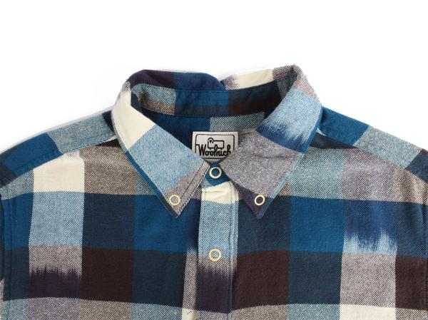 Woolrich Ikat Flannel Shirt