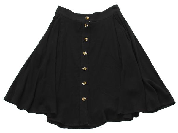 Jackson Button Skirt
